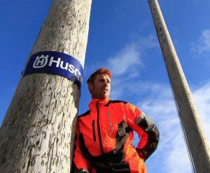 Wesley Monaghan, Tree Surgeon Meath